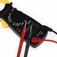 Токоизмерительные клещи DT-3266L, защита от перегрузки, функция HOLD, жк-дисплей, мультиметр цифровой, 2хААА