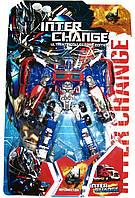 Робот-трансформер INTER CHANGE Optimus Prime (4092)