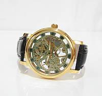Механические часы скелетоны WINNER , фото 1
