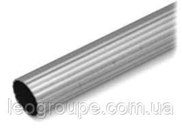 Труба рефленая 19мм сатин-2м