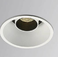 Светодиодный светильник поворотный, COB CREE/Brigelux, 10-12W Cri -90, c внешним блоком питания, цвет белый , фото 1