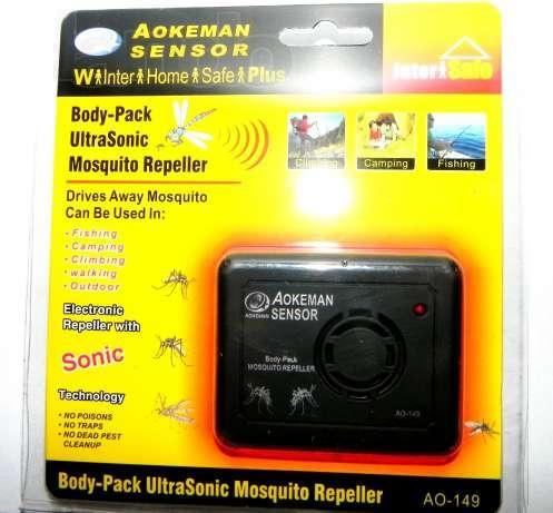 """Высокоэффективый, удобный, портативный отпугиватель комаров """"АО-149"""""""