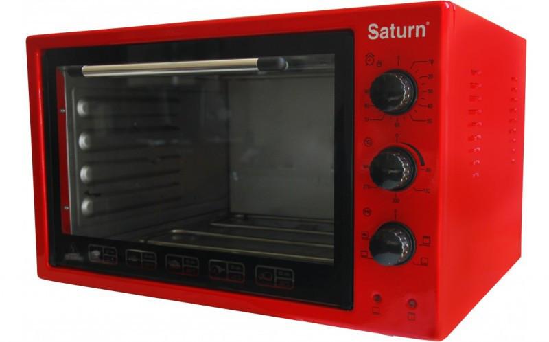 Электрическая духовка Saturn ST - EC 3802 + Вертел 42 литра