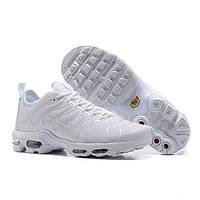 Кроссовки Nike Air Max TN Plus Triple White