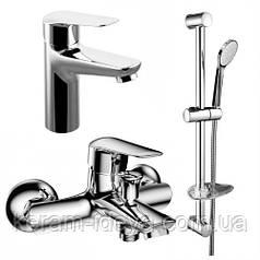 Набор смесителей для ванной комнаты Volle Nemo 038548