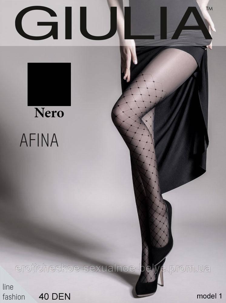 Фантазийные колготки с имитацией чулок / Эротическое белье / Сексуальное белье
