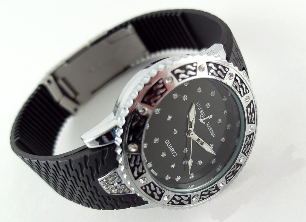 Кварцевые женские часы Ulysse Nardin (Улисс Нардан) под Rolex женские , фото 1