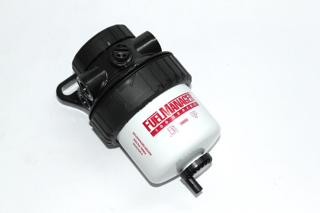 Фильтр сепаратор Stanadyne Fuel Manager FM100 Финальный (2 микрона)