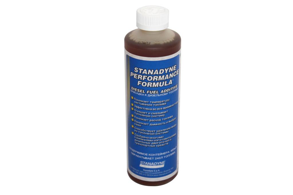 Присадка к дизельному топливу Stanadyne Performance Formula 480 ml СНЯТА С ПРОИЗВОДСТВА