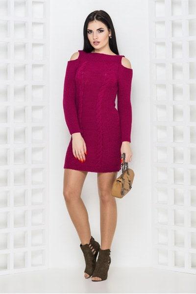Платье Vanessa-1 8 малиновый
