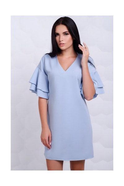 Платье Irma 3 голубой