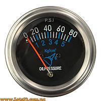 Датчик давления масла (механический, 52мм)