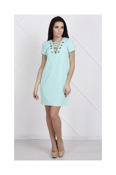 Платье Оливия мята