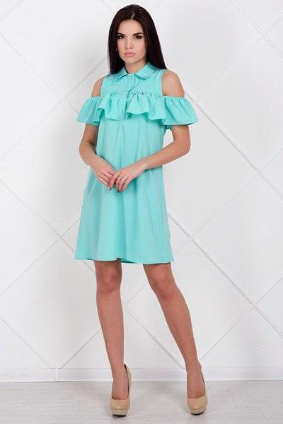 Платье Зара 2 мята