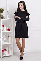 Платье Марсель черный