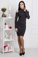 Платье Донна черный