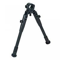 Сошки винтовочные WJ-11, крепление на ствол, материал алюминий, упоры для стрельбы, оружейные сошки, фото 1
