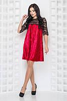 Платье Lali-1 4 красный