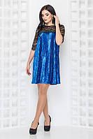 Платье Lali-1 1 электрик