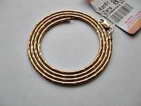 Золотая цепочка СНЕЙК 15.80 грамма 50 см. ЗОЛОТО 585 пробы, фото 1