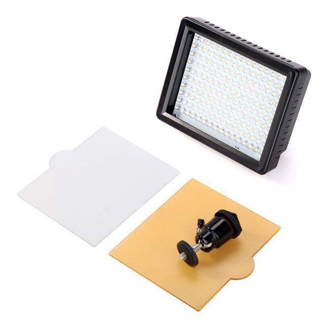 Накамерный свет 160 LED +2 фильтра, фото 1