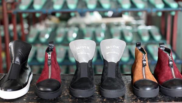 Венгерская обувь Wink