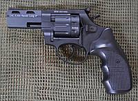 Револьвер под патрон Флобера Streamer R2 black черный пластик , фото 1