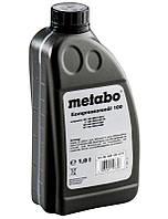 Компрессорное масло Metabo 1 л для поршневых компрессоров (0901004170)