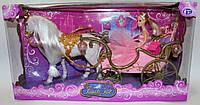 Набор карета Королевы с лошадкой 209