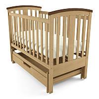 Детская кроватка Woodman Mia(натуральный))(@)