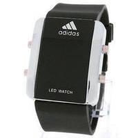Мужские наручные часы Адидас Led Watch, копия