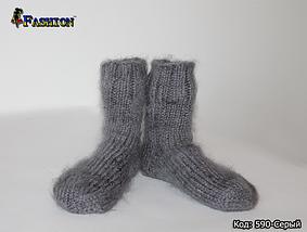 Зимові шкарпетки Валентин, фото 2