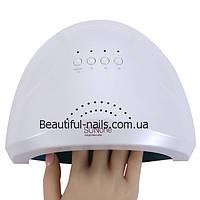 Гибридная UV/LED лампа для сушки ногтей Sun One 48W