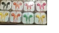 Наушники гарнитура Apple Earpods iPhone 5