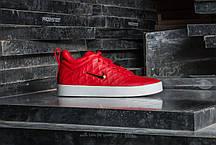 Мужские кроссовки Nike Tiempo Vetta 17 Red Gold White топ реплика , фото 3