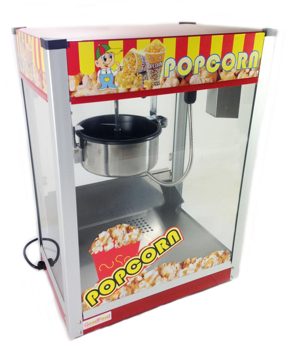 Аппарат для приготовления поп-корна PCM10 Good Food (КНР)
