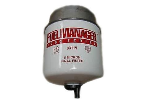 Фильтрующий элемент FM1000 (5 микрон) 4.0 Дюйма / 101.6  мм