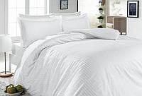 Комплект постельного белья Милана Hotel Stripe двуспальный