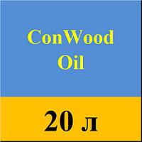 MultiChem. Олія тунгово-лляна для деревни ConWood TungOil , 20 л. Масло тунгово-льняное для древесины., фото 1