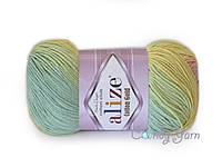 Alize Cotton Gold Batik №3304