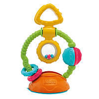 Chicco. Игрушка-погремушка на присоске Touch&Spin (69029.00)