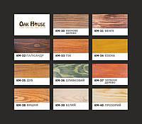 Масло воск  для глубокой  пропитки и защиты деревяных изделий