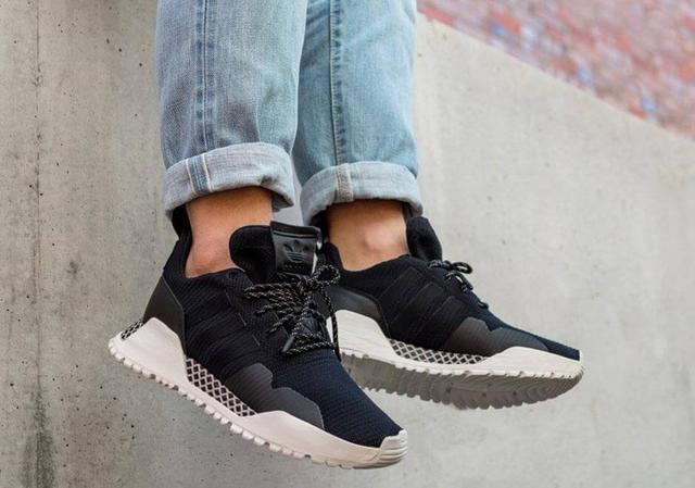 Adidas AF Primeknit Black White