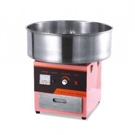 Аппарат для приготовления сладкой ваты CFM52 Good Food (КНР), фото 2