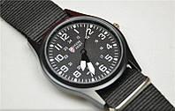 Часы наручные мужские Shark ARMY Black, армейские, водонипроницаемые, минеральное стекло