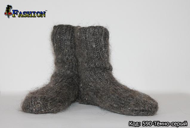 Зимние носки Валентин, фото 2
