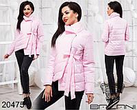 19f2bd5da79 Осенне-весенняя женская куртка Фабрика Украина Прямой поставщик интернет-магазин  одежды 42-46