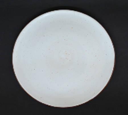 Тарелка без борта - 320  мм, Милк **  (Manna Ceramics)