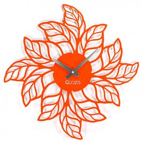 Дизайнерские часы настенные Leaves. Акция: Бесплатная доставка!, фото 2