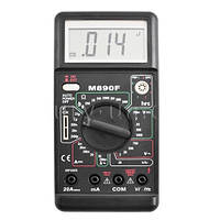 Мультиметр цифровой M-890F, мультитестеры, тестеры, вольтметры, амперметры
